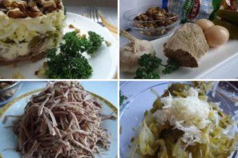 Рецепт яркого и праздничного салата «Принц», вместо надоевших блюд