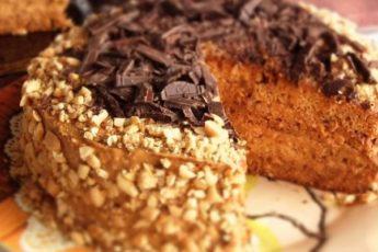 Восхитительно вкусный торт «Мужской идеал», который приготовит начинающая хозяюшка
