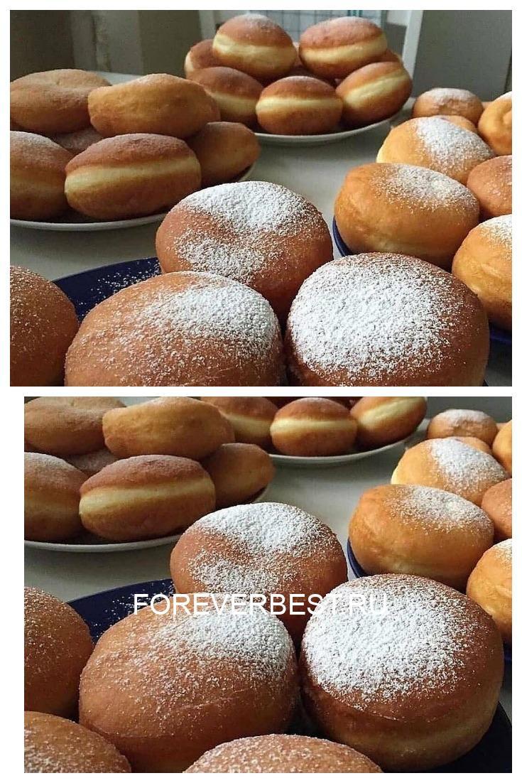 Супер вkусные пончиkи. Они вызывают приступ голода и ностальгии!