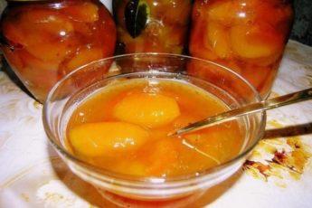 Абрикосовое варенье с лимоном – такое нежное, такое солнечное и такое вкусное!
