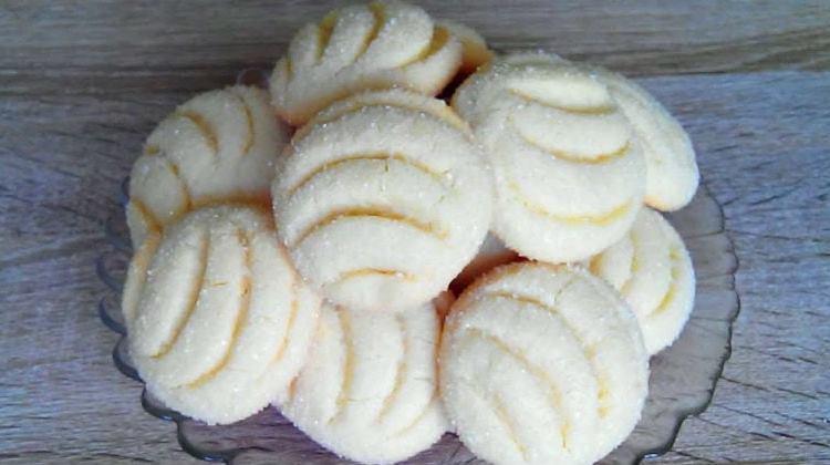 Рецепт простого, но очень вкусного печенья 1